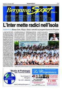 Articolo pubblicato su Bergamo & Sport 11/11/2018