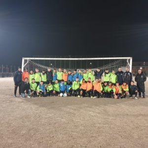 Incontro formativo 23 gennaio 2020 con tecnici I.G.P. Inter – Giovanissimi U15 e Allievi U17