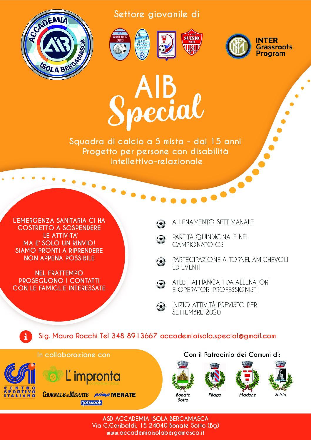 AIB SPECIAL